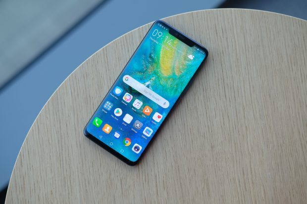 Huawei Mate 20 Pro: Official