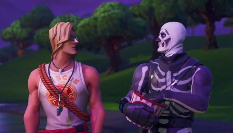 Fortnite-Season 6 Skin