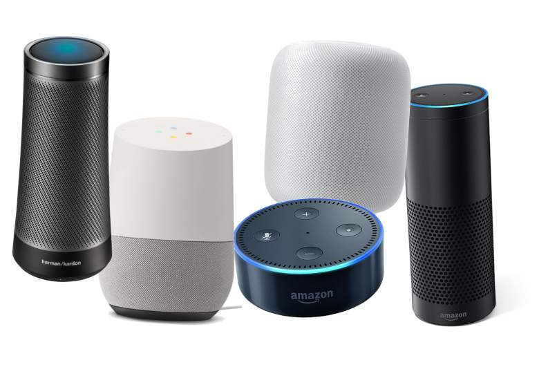 Top Stories: Smart Speakers