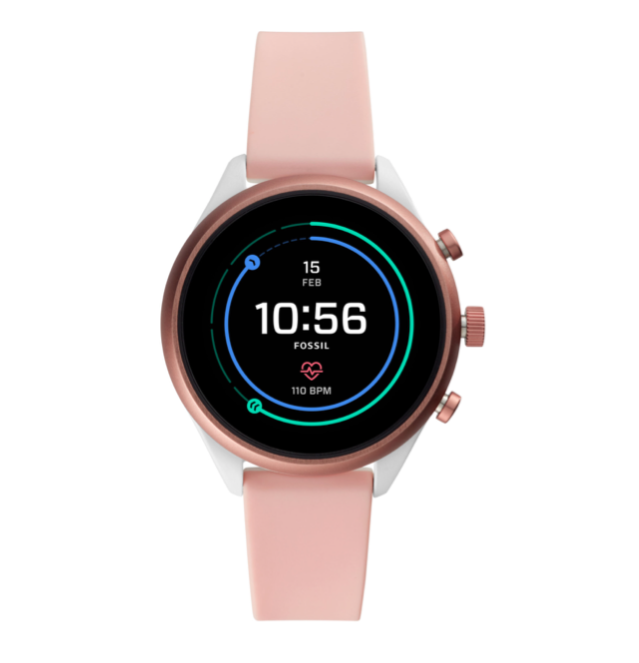 Fossil sports smartwatch:- TechUnveiled