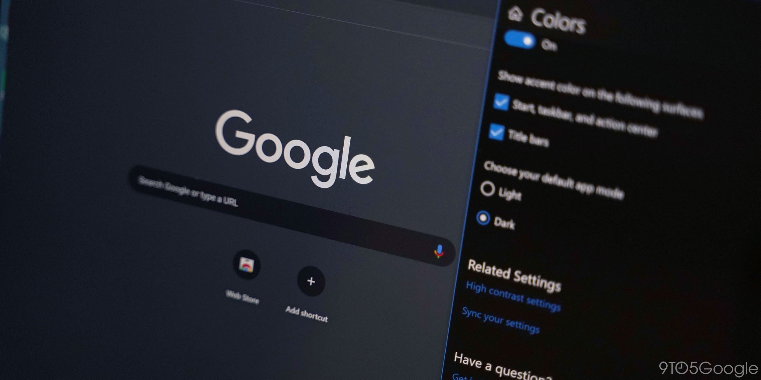 Google Chrome Dark Mode: Tech Unveiled