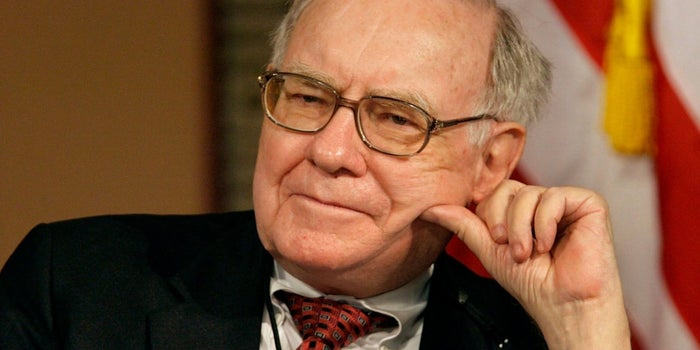 Warren Buffet Buys An iPhone