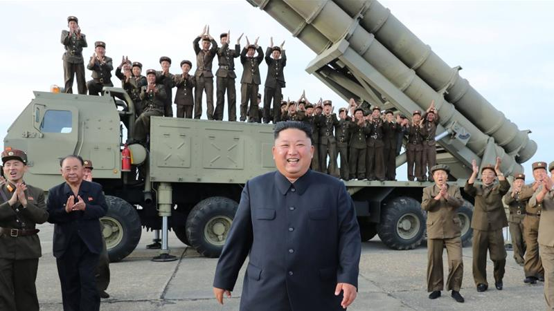 Breaking: North Korea Shoots War: China In Jeopardy