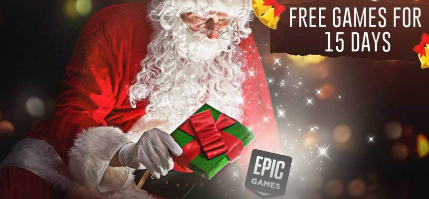 "Epic Games ""Free For A Day Apps"""